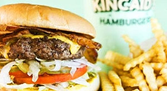 """Gourmet"" Says Kincaid's Burger is a Must Eat"