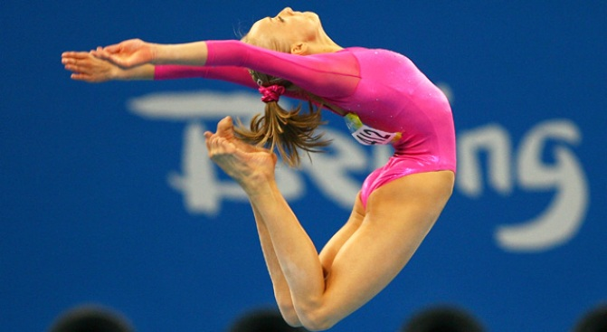 Nastia Liukin To Compete Again In Her Hometown
