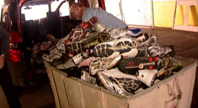 Rockwall Man Changes Lives One Pair of Shoes at a Time