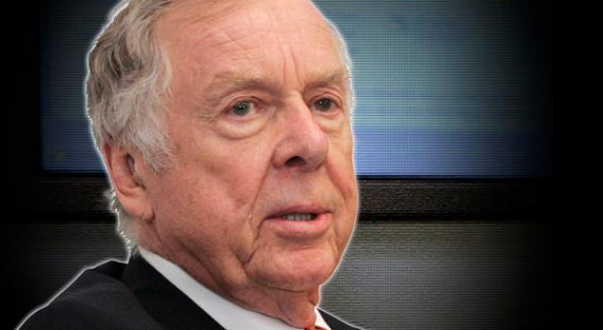 T. Boone Pickens Wants Perry for Governor, Again