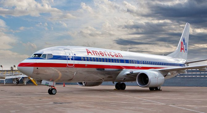 AA Flight Makes Emergency Landing at DFW Airport