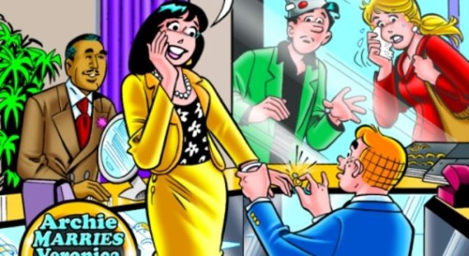 "Collector Sells First ""Archie"" Comic Due to Fictional Proposal"