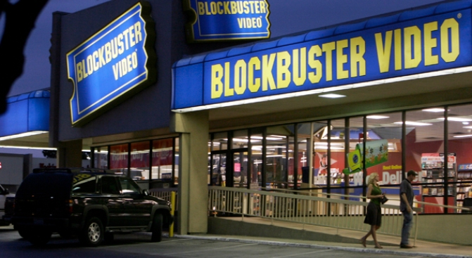 Blockbuster's 2nd Quarter Loss Widens