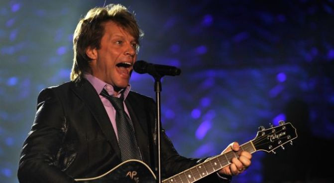 Bon Jovi, Iranian Singer Duet For Freedom