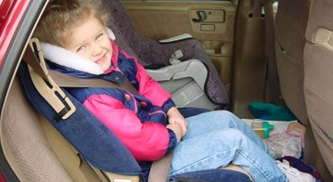 Citations, Fines Coming for Booster Seat Law Violations