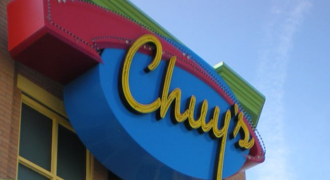 Chuy's Brings Elvis, Nacho Car to Arlington's Highlands