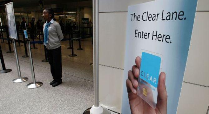 "No More ""Clear"" Lanes at U.S. Airports"