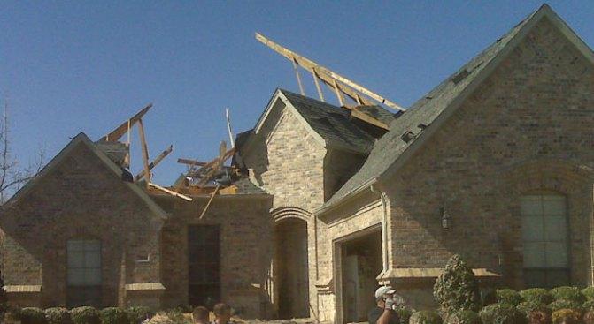 Colleyville Neighborhoods Suffer Severe Damage