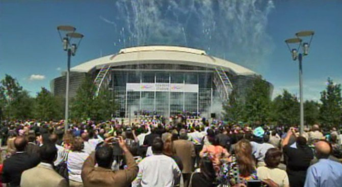 North Texas Sport Wants More Big Events