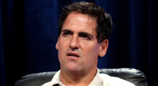 Dallas Mavs Owner Cuban Offers Own Stimulus Plan