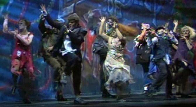 A Thriller Night at Bass Performance Hall