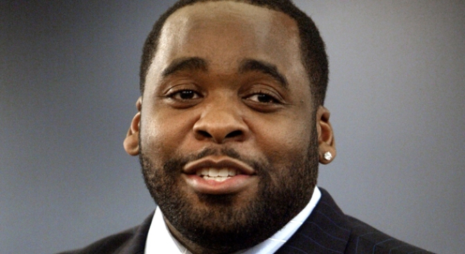 Kilpatrick Fired After Hearing Ends