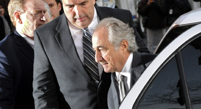 Madoff Gets the Max: 150 Years in Jail