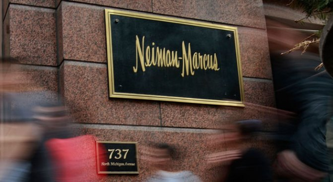 Neiman-Marcus Takes Half-Billion-Dollar 2Q Loss