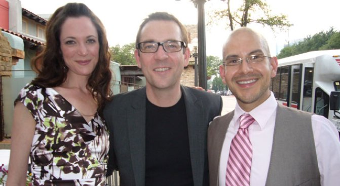 Ted Allen Talks Wine and Vegan Food in Addison