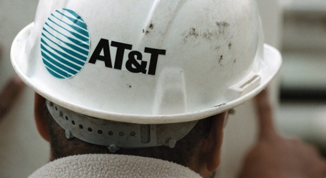 AT&T Wireless Growth Lowest in Five Years