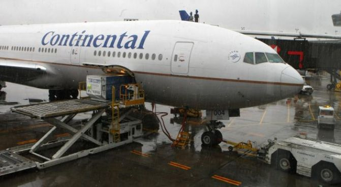 Traffic Up But Continental Still Posts 3Q Loss