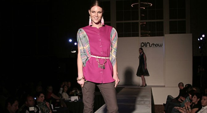 Show Pins Fresh Style on DFW Fashion
