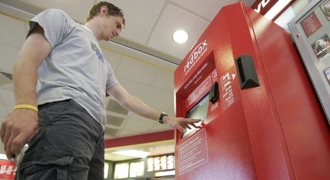 Redbox Users Share Freebie Codes
