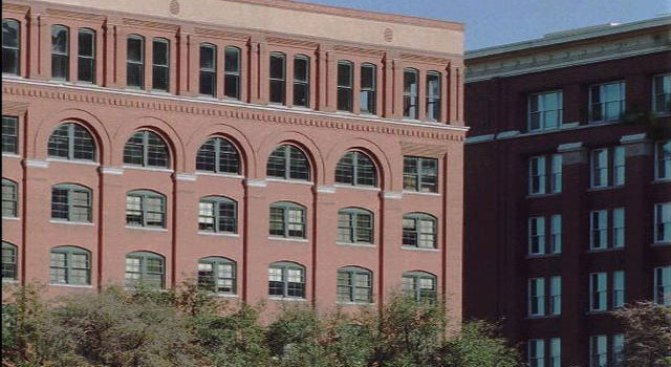 Texas School Book Depository: Oswald's Sniper's Nest