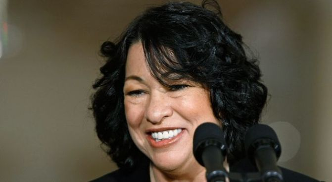 GOP Goes on Attack Against Sotomayor