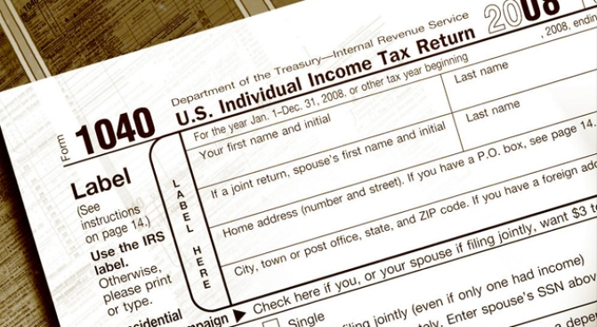 Green Your Tax Return