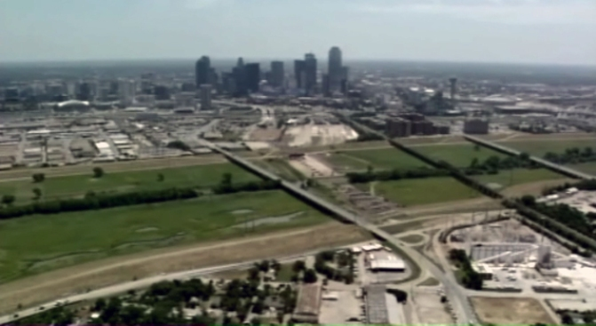 Las Colinas Looks Forward to DART Rail