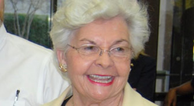 Longtime Arlington First Lady Dies of Cancer