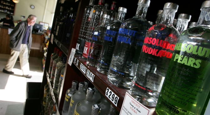 Frisco Men Sue Denton County Over Liquor Sales