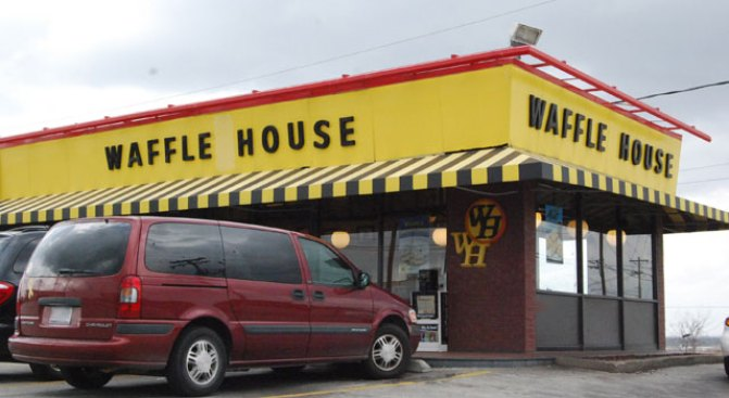 Waffle House is for Lovers