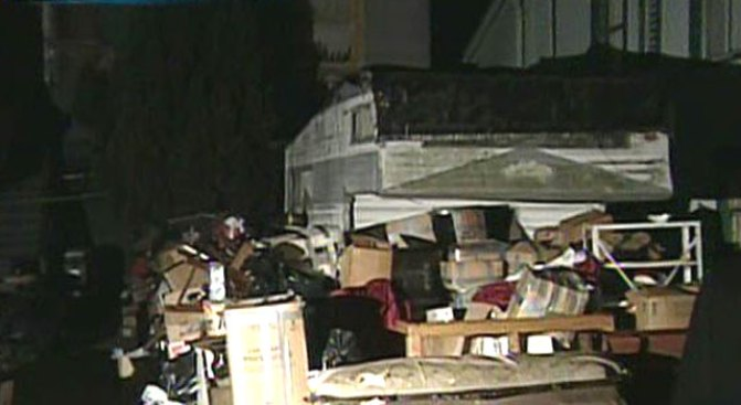 Woman Missing for 7 Years Found Dead Under Junk