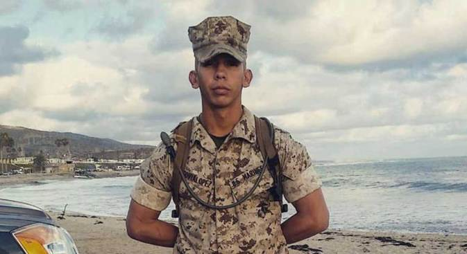 Three Charged in Shooting Death of California Marine
