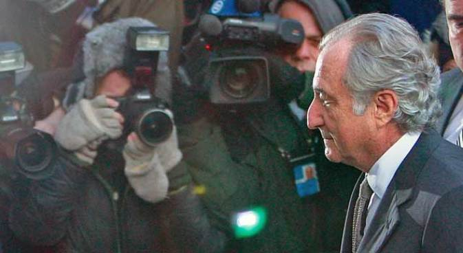 In Photos: Madoff's Day in Court