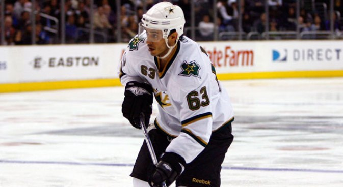 Ribeiro Sends Stars Past Blues