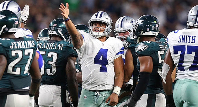 Danny White Calls Out Those Wanting Dak Benched
