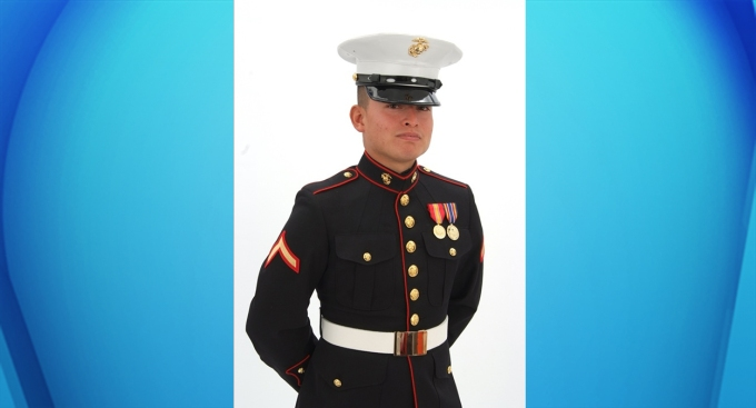 Passing Car Kills Marine Helping Driver in Rollover Crash