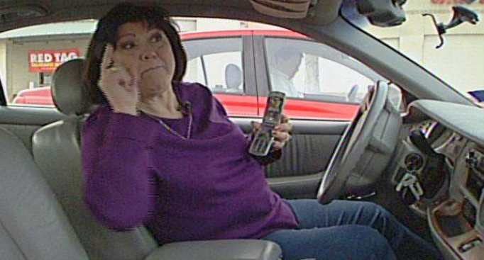 Purse Thieves, Don't Mess With This Grandma
