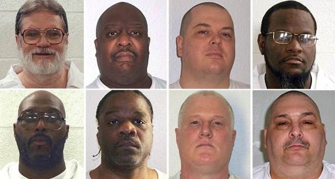 Why Arkansas Is Rushing to Execute 8 Men Over 10 Days
