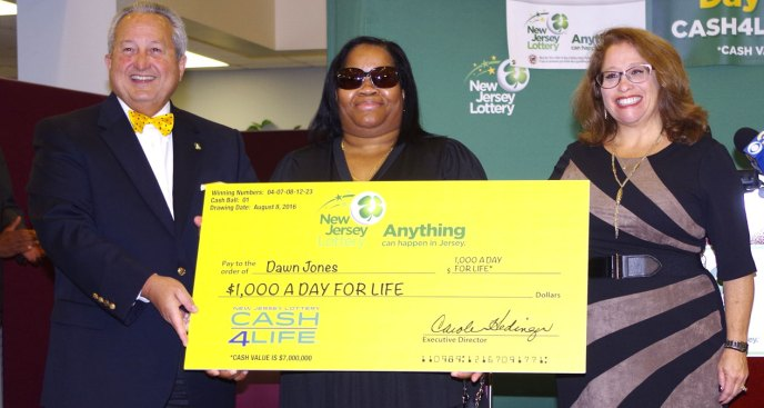 Nurse: 'I Thought About Calling Out Rich' After Lotto Win