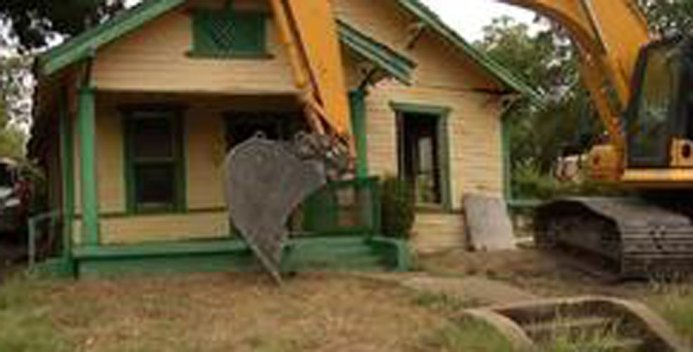 Another Dallas Home Falls to