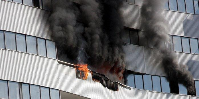 Gallery: Barrinton Plaza Apartment Complex Fire