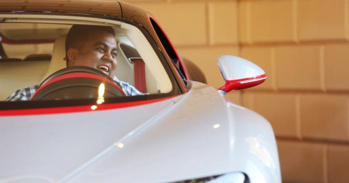 Meet the Dallas Man Who Bought Texas' First $3 Million Bugatti Chiron For His Father