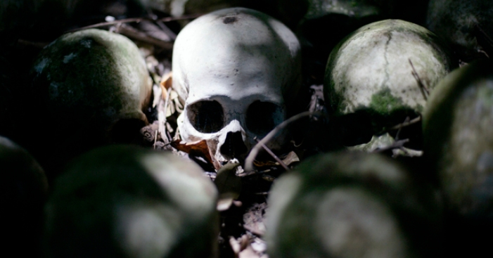 Hundreds of Unearthed Graves Await Reburial