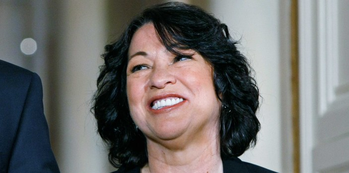 Pride of New York: Sonia Sotomayor in Photos