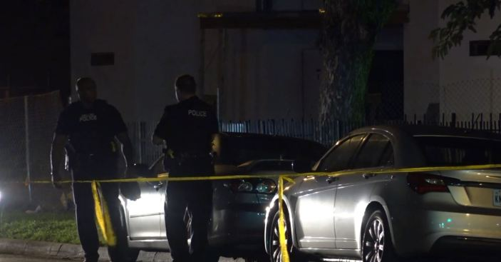 2 Injured in Shooting, Police Searching for Alleged Shooter