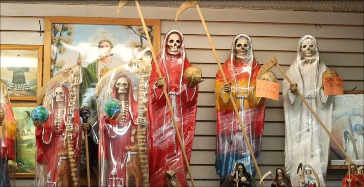 New Mexico Archbishop Again Denounces 'Santa Muerte' - NBC 5 Dallas