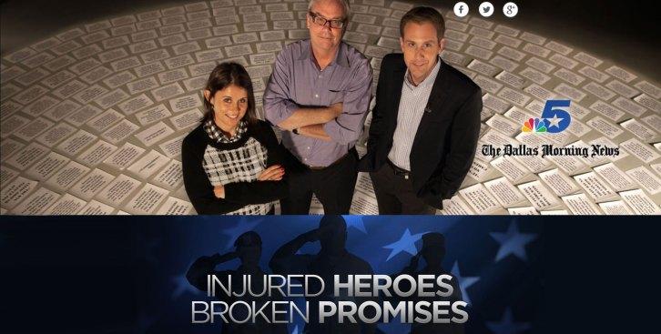 NBC 5 Dallas-Fort Worth Wins National Journalism Award