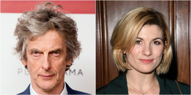 End of An Era as 'Doctor Who' Gets a New Star