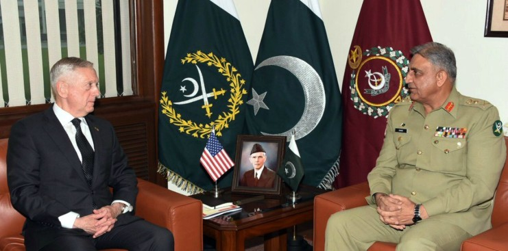 Pakistan Fires Back After 'Incomprehensible' Trump Tweet
