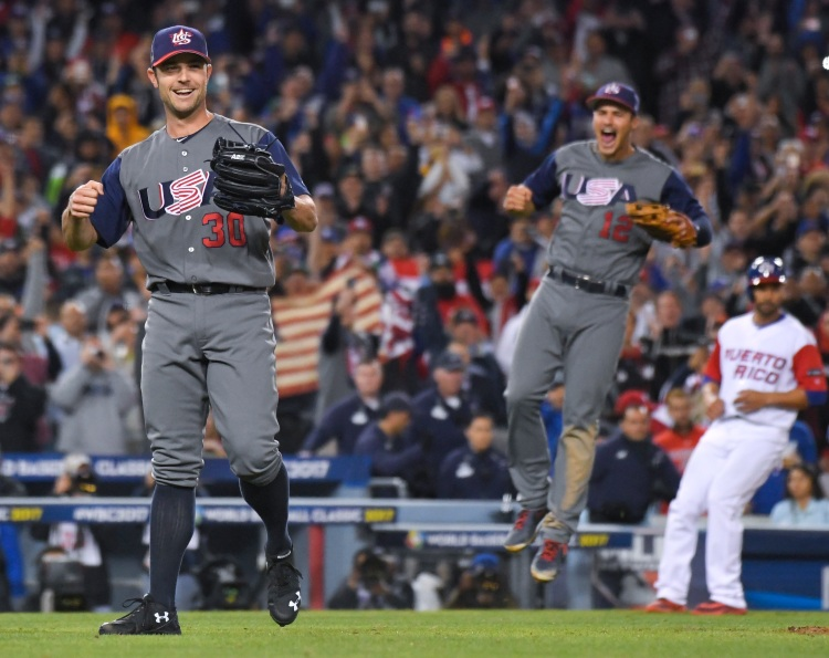USA Dominates Puerto Rico to Win First WBC Title